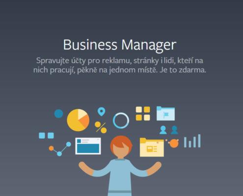 Business Manager - správce účtů
